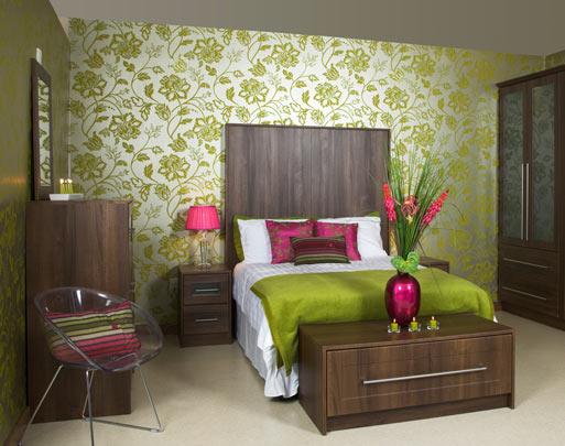 Bedroom Design Limerick - Dark Walnut Bedrooms Bedrooms ...